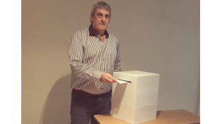 Sergio Romero fue electo como Secretario General de la UDA a nivel nacional por un nuevo período