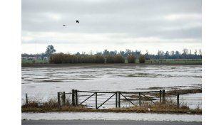 El Niño. El fenómeno se caracteriza por las numerosas lluvias.