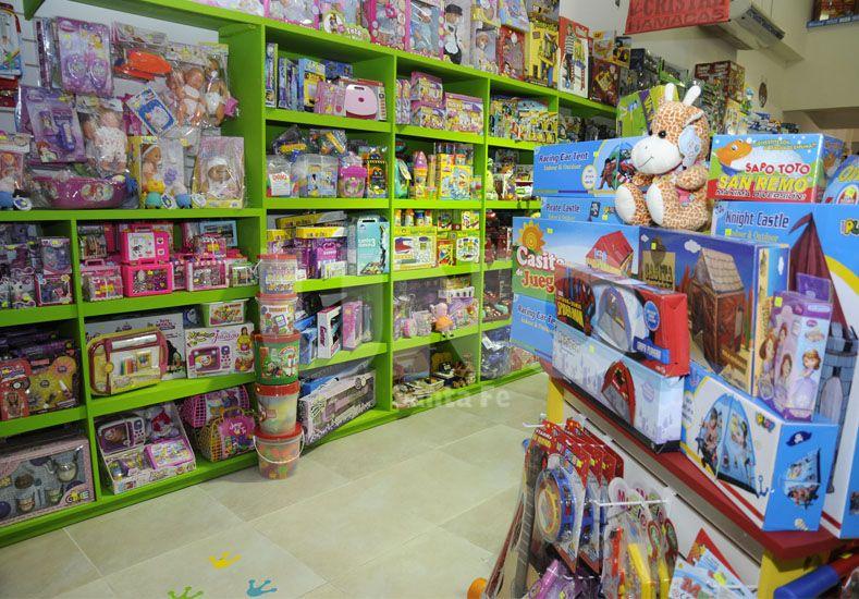 Intenso. Estiman que será el movimiento durante este fin de semana en las jugueterías locales. UNO de Santa Fe/José Busiemi