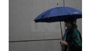 Cesó el alerta por lluvias intensas en Santa Fe, Buenos Aires y Entre Ríos