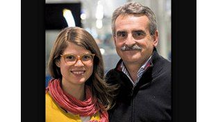 Aníbal F. destacó estar orgulloso de designar a la hija de Rossi como directora del Banco Central