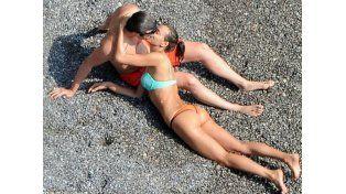 Para CR7 que lo mirá por TV: escandalosas fotos hot de Irina Shayk
