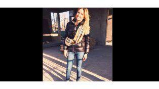 Indignación de Sofía Zámolo por las inundaciones: publicó una foto reveladora