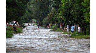 Los clubes de Rosario respondieron de inmediato a la convocatoria en favor de los inundados.