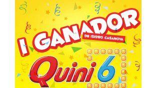 Un ganador de Buenos Aires se llevó 7 millones en el Quini 6