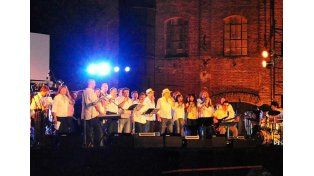 XVI Encuentro Nacional de Coros de Música Popular