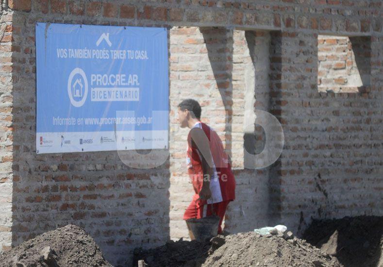 En la provincia. De los 22.867 créditos solicitados ya se finalizaron 14.390 obras. UNO de Santa Fe/Manuel Testi