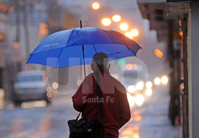 El mal clima seguirá hasta el sábado
