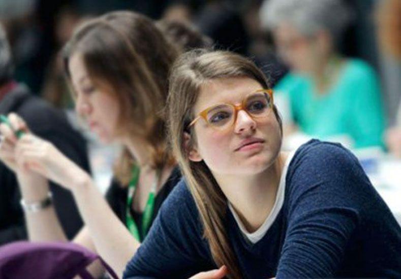 Delfina Rossi: Mis títulos no son de parentesco, son académicos