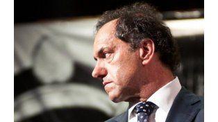 Scioli había llegado a Italia para entrevistarse con funcionarios del gobierno de ese país y empresarios.