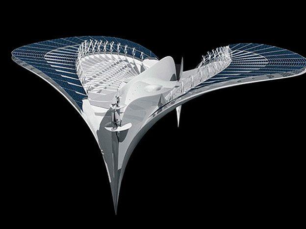 Una ciudad flotante será el hogar de 7.000 personas