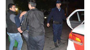 Los delincuentes fueron capturados por los policías de civil. (Foto: Villa María Vivo)