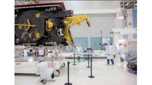 El ARSAT-2 ya está listo para su lanzamiento