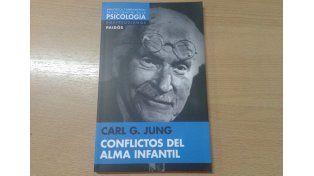 Este jueves pedí el libro de Carl G. Jung, Conflicto del Alma Infantil