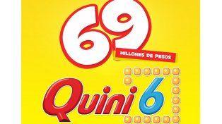 Esta noche se viene un pozo de 69 millones en el Quini 6