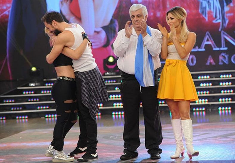 Verónica Ojeda eliminó a Samid del Bailando