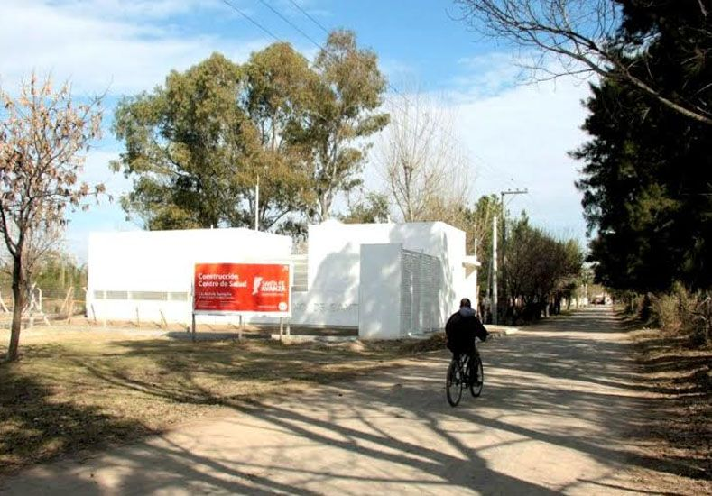 Se inaugura el Centro de Salud de Varadero Sarsotti