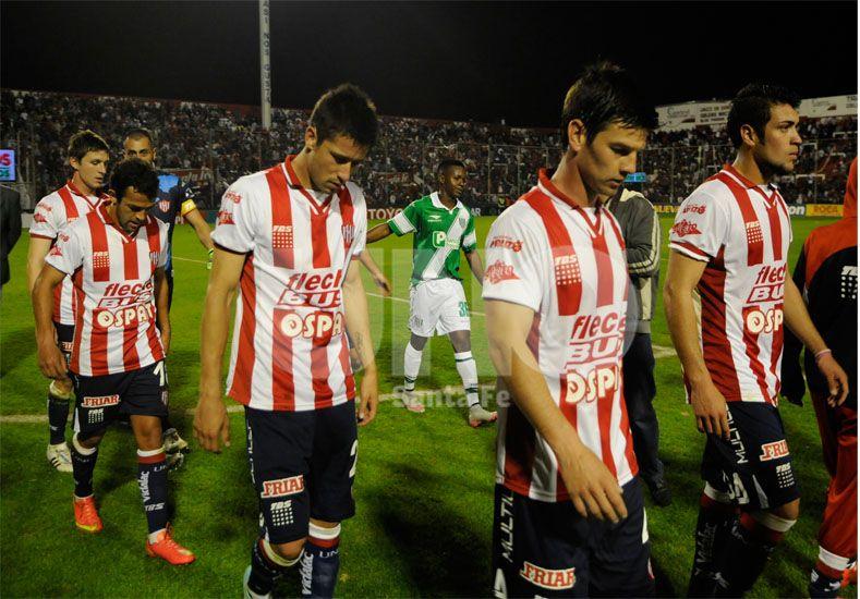Rolando García Guerreño se quedaría afuera del partido del próximo sábado frente al campeón Racing./ José Busiemi.
