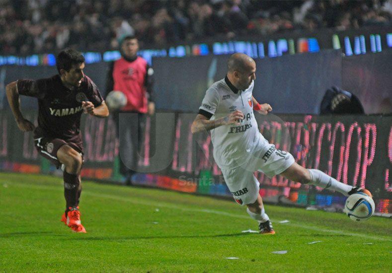 Cristian Llama tendría la chance de ser titular por primera vez en el ciclo de Darío Franco como DT./ Manuel Testi.