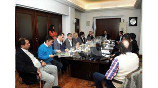 Apoyo. Las entidades santafesinas sentaron posición sobre la futura conexión vial a construir./ José Busiemi.