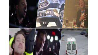Nueva parodia sobre el accidente de Chano: polémica canción y fuertes imágenes