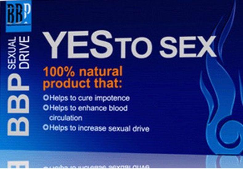 Prohíben uso y venta de un potenciador sexual
