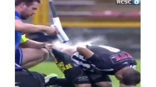 Ver para creer: así curan a los futbolistas lesionados en Bélgica