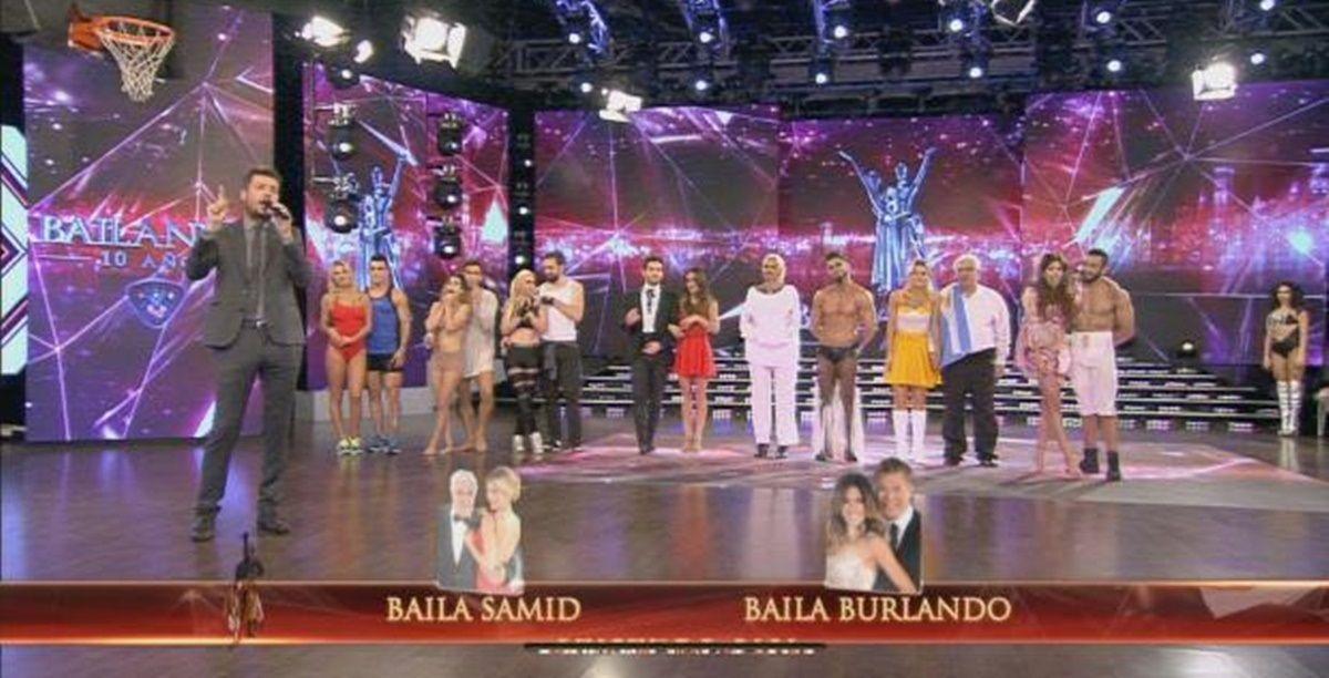 Siete parejas quedaron sentenciadas en el Bailando