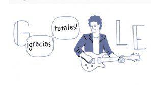 El doodle en homenaje a uno de los músicos más influyentes de Latinoamérica.