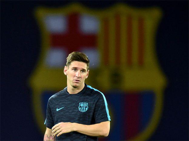 On fire: Messi afina la puntería mientras espera al Sevilla