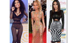 ¿Cómo serían las famosas con proporciones de Barbie?