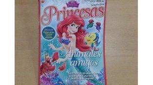 Pedí este martes la revista nº 14 de Princesas de Disney