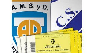 Rafaela y Merlo definen el rival de San Lorenzo en la Copa Argentina