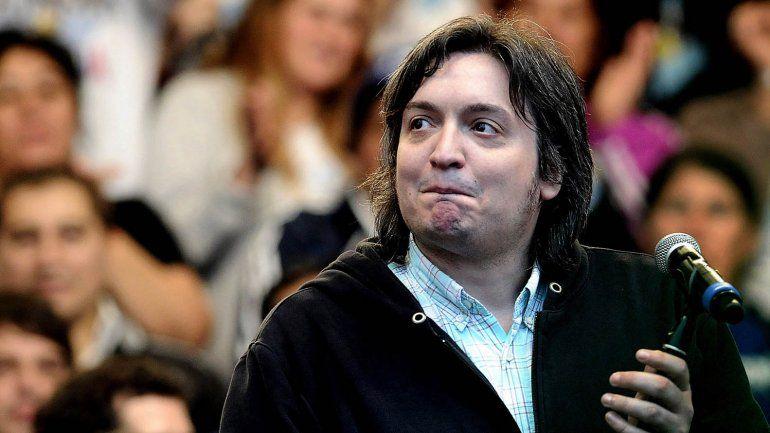 En su debut, la lista de  Máximo Kirchner quedó segunda en Santa Cruz