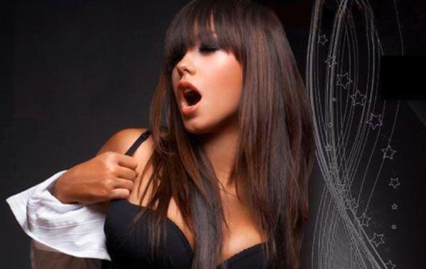 La morocha suele subir fotos muy sensuales en sus redes sociales.