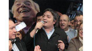 Máximo Kirchner fue el candidato más votado en Santa Cruz