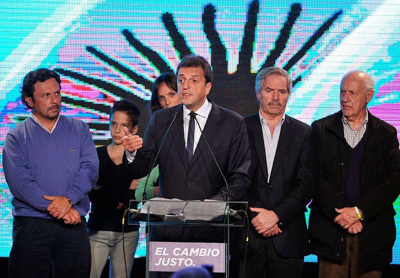 Diálogo. Invitó a Macri