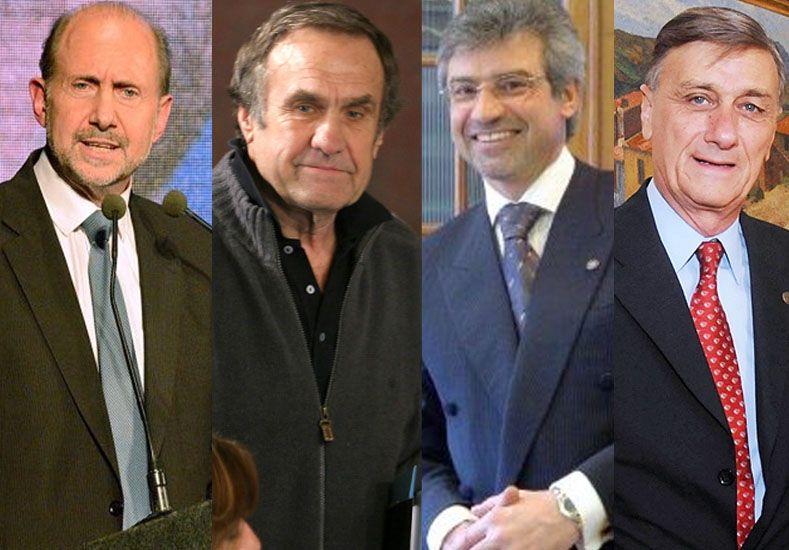 Consolidado. Perotti ratificó su condición de líder del PJ santafesino.
