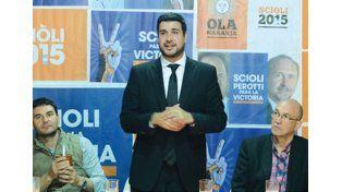 Marcos Cleri quedó al frente de la elección a diputados, con Anita en segundo lugar