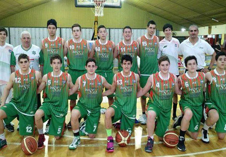 Macabi es protagonista en el certamen local y llegó hasta los cuartos de final de la Liga U17.
