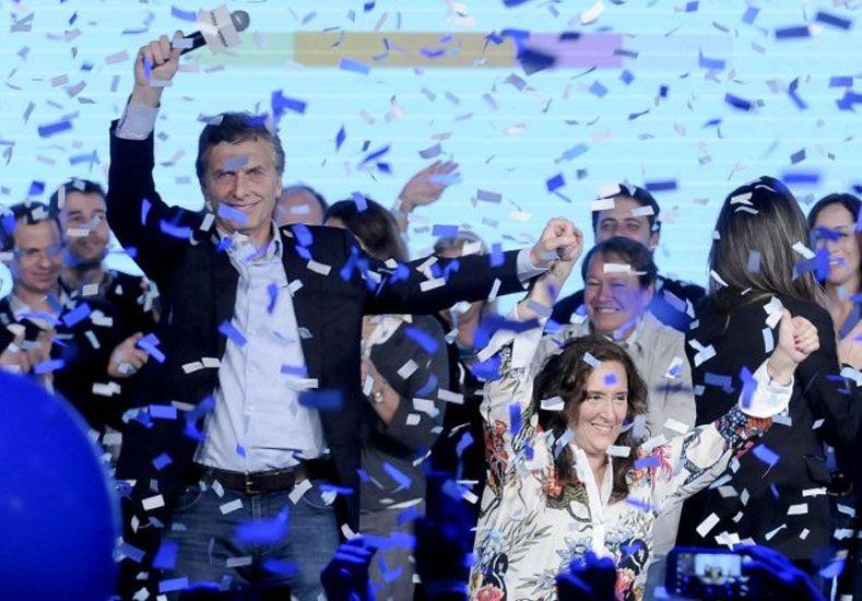 Tenemos que festejar porque se consolida una alternativa en nuestra Argentina