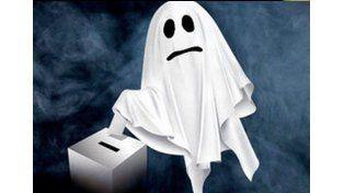 #VotoFantasma: Entró a votar y desapareció