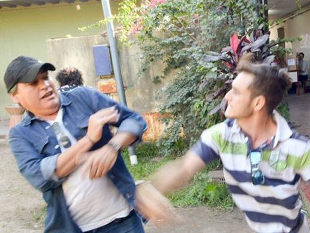 Mendoza: una persona fue agredida por un fiscal tras denunciar que alguien había votado en su nombre