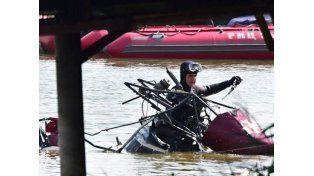 Al menos ocho muertos en Rusia por el choque de un helicóptero y un hidroavión