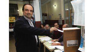 """José Corral: """"Todos los problemas se resuelven con más democracia"""""""