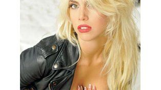 Wanda Nara sigue con las selfies hot