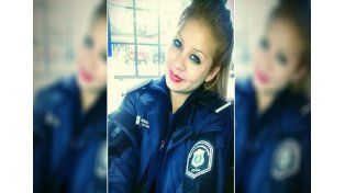 La policía atropellada tres veces por delincuentes sueña con conocer a Tevez