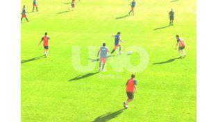 Unión le ganó a Atlético Paraná 1 a 0 el amistoso
