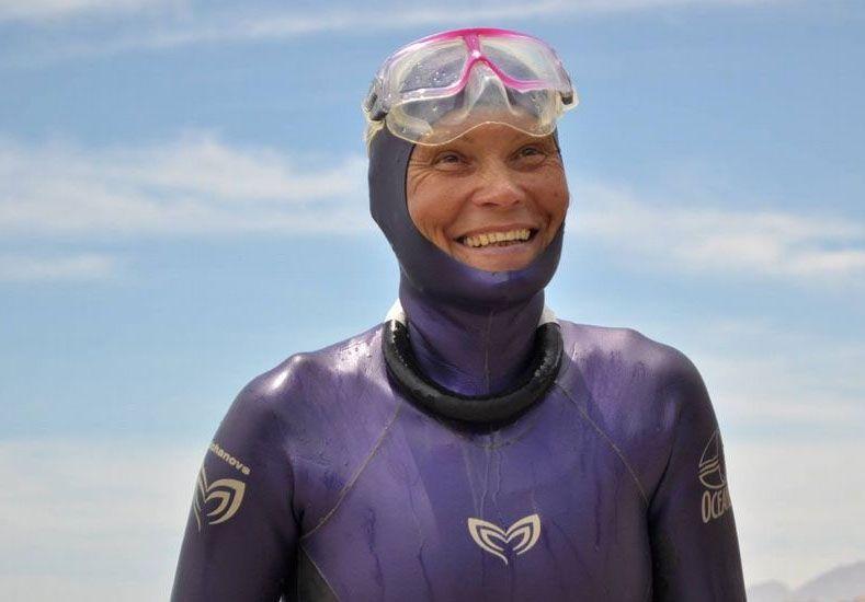Campeona mundial de buceo libre desapareció en aguas españolas