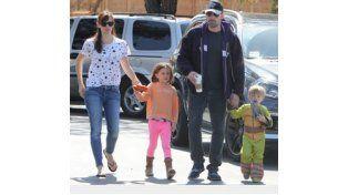Ben Affleck anunció la separación de su mujer el 30 de junio
